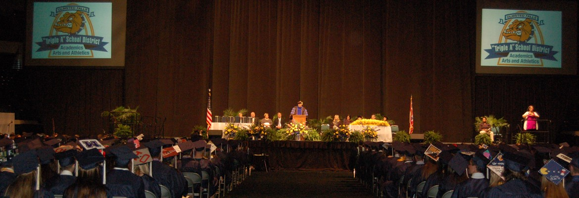 OFHS Class of 2019 Commencement Ceremony Wolstein Center ~  June 9, 2019
