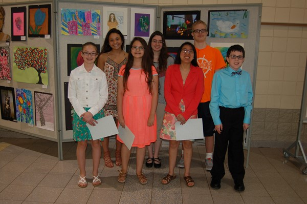 PTA Reflections 2017 State-Level Award Winners