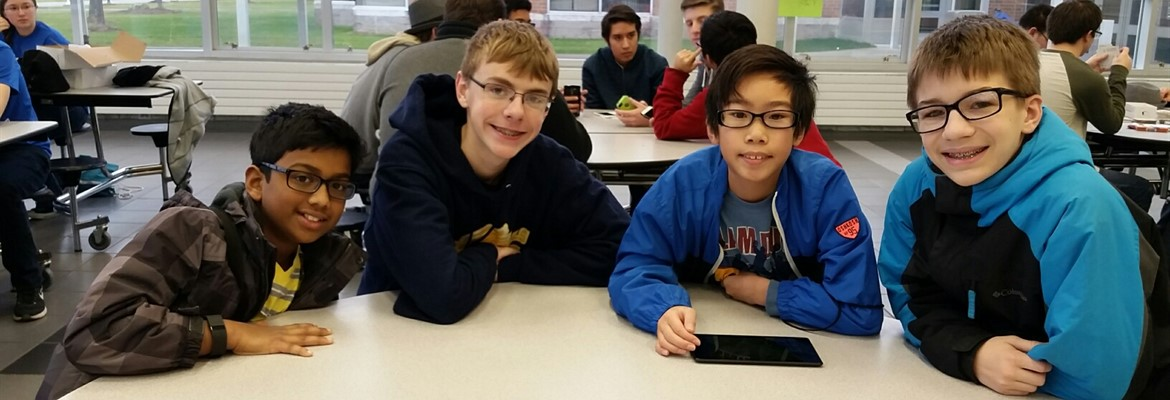Members of OFMS Academic Team
