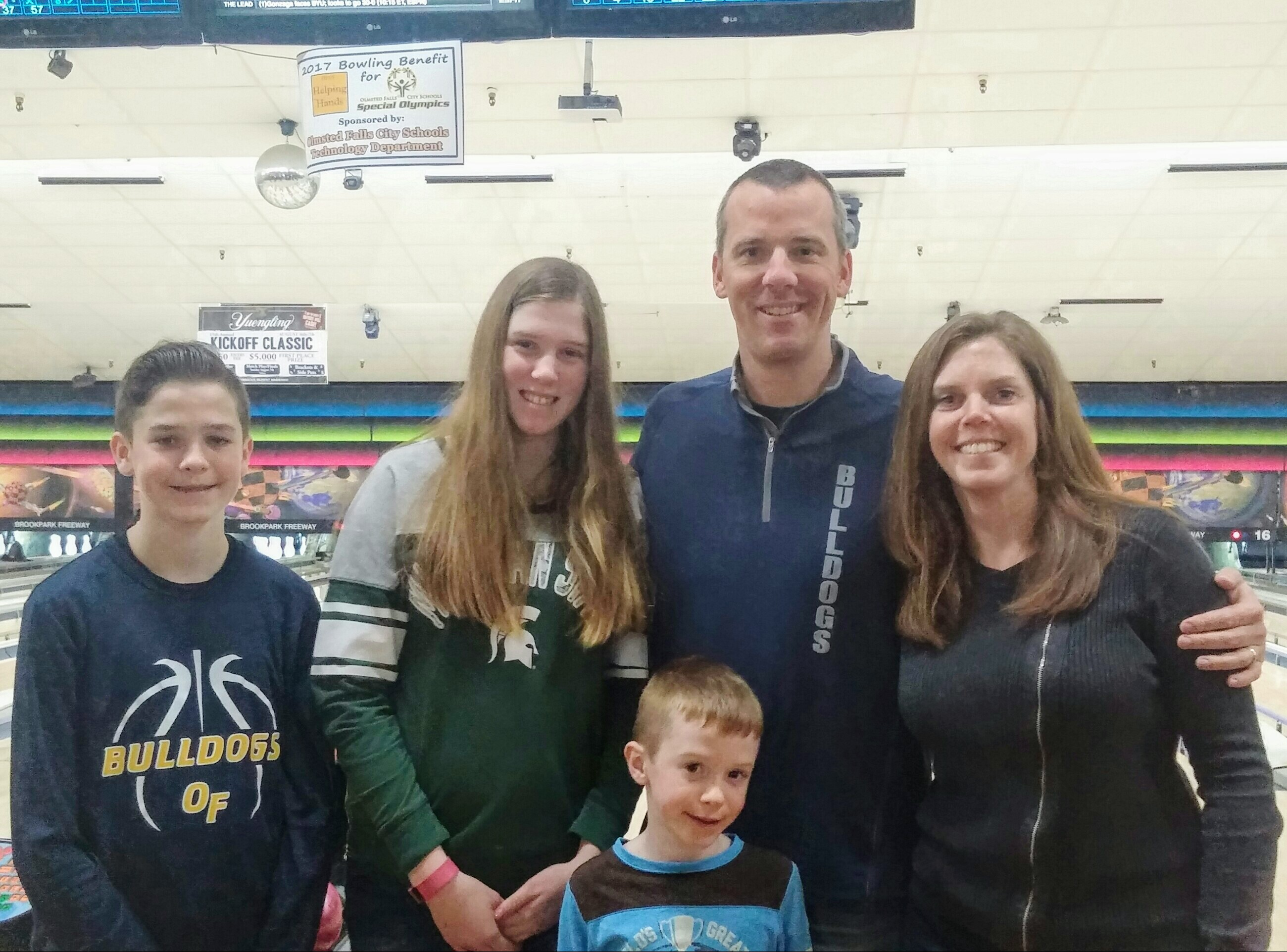 2017 Helping Hands Bowling Benefit