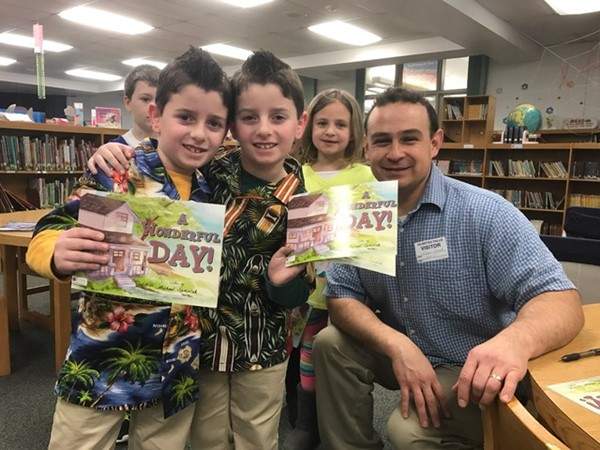 Falls-Lenox Right To Read Week 2017