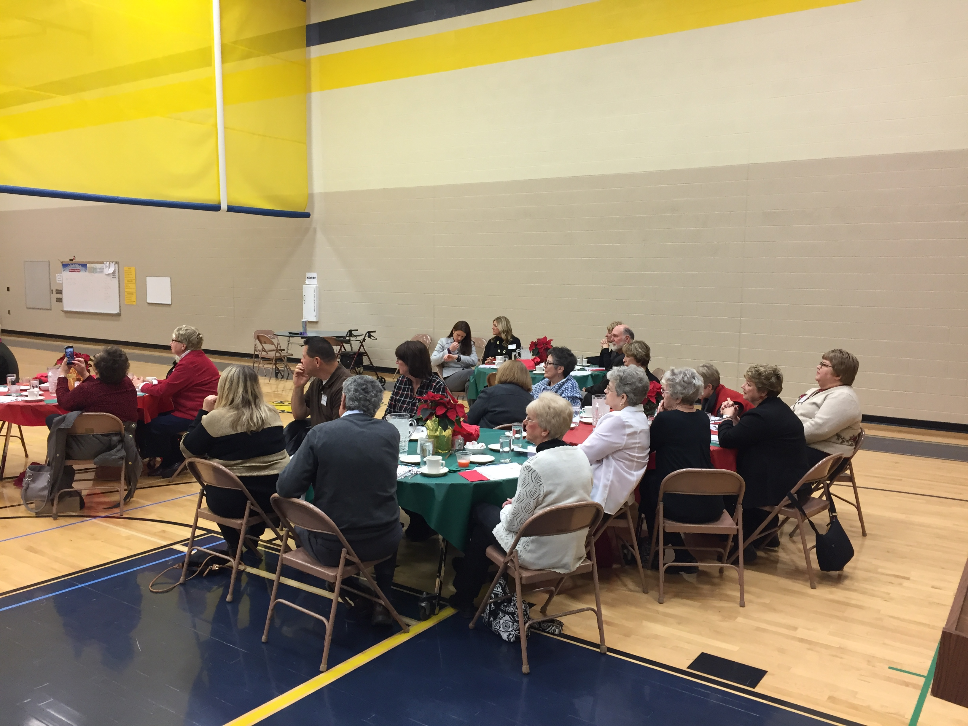 Retired Staff Holiday Luncheon