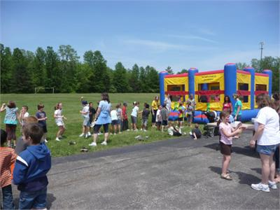 Field Day - 2011 - Thank You PTA!