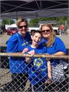 Bulldogs at Special Olympics (Ely Stadium 5-22-14)